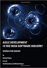 Agile Development in the Irish Software Industry