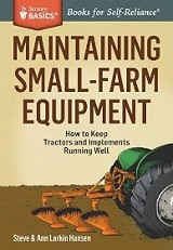 Maintaining small-farm equipment : how to keep tractors and implements running well / Steve & Ann Larkin Hansen.