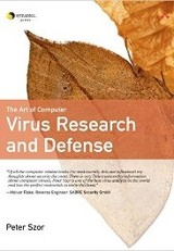 The art of computer virus research and defense / Peter Szor.