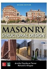 Masonry, Structural Design 2nd Ed. / Jennifer Tanner, Richard Klinger