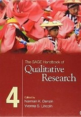The Sage handbook of qualitative research. 4 / editedby Norman K. Denzin and Yvonna S. Lincoln