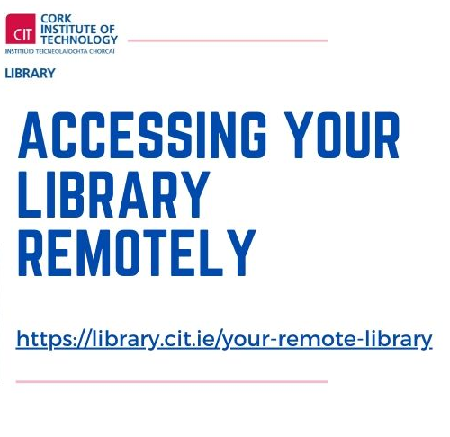 Access Library Resources Remotely