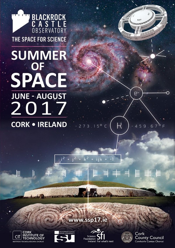 Looking forward to welcoming Space University students to CIT Library this Summer!
