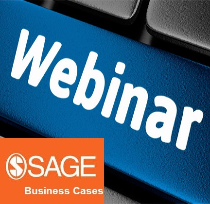 Sage Business Cases Webinar now available!