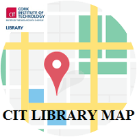New Maps of CIT Library (Bishopstown Campus) now available!