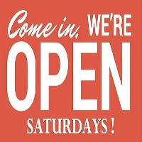 The Library is now open on Saturdays!