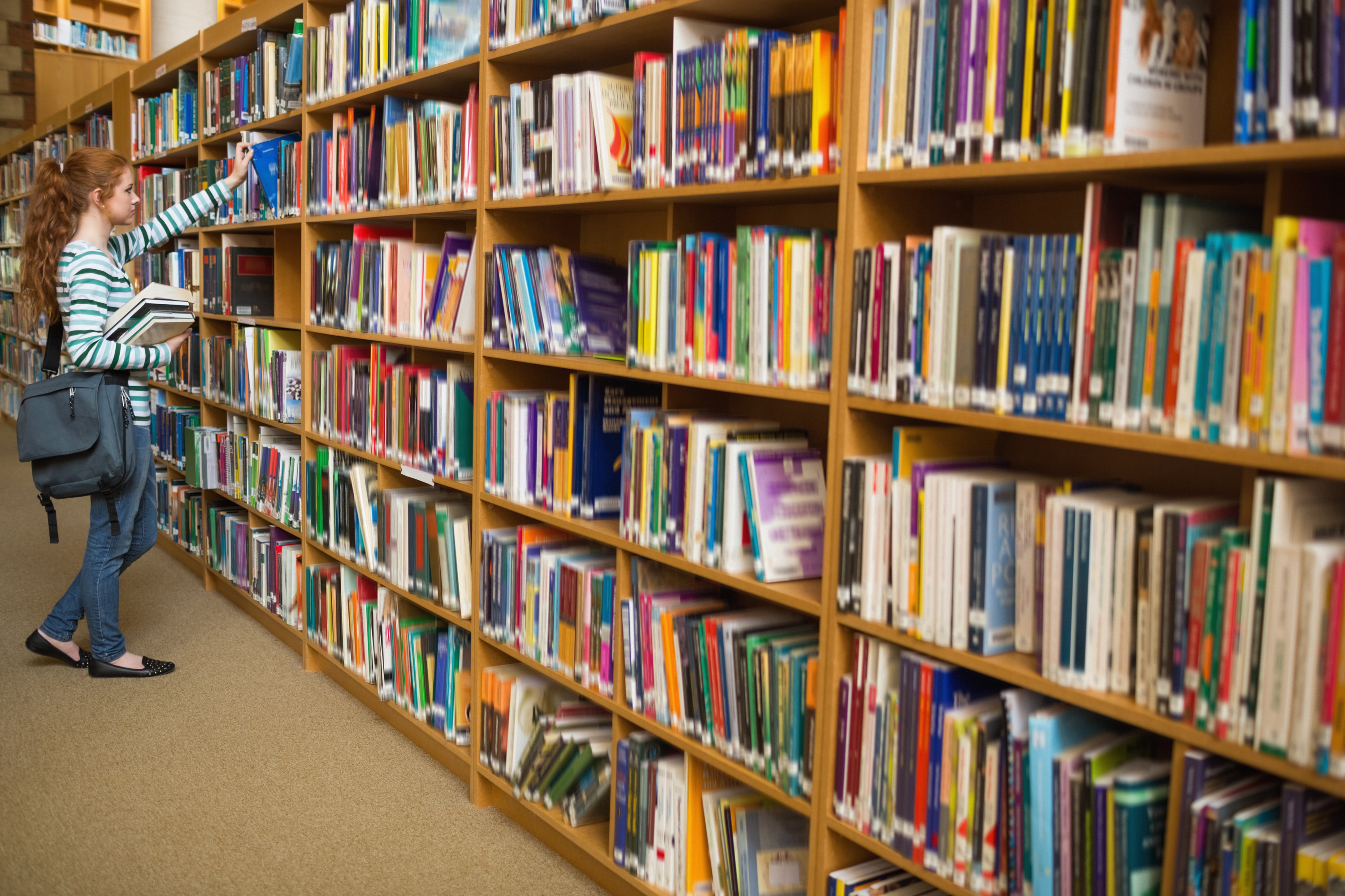 How to Find Books and E